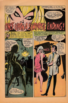Extrait de Witching Hour (The) (DC comics - 1969) -2- The Witching Hour #2
