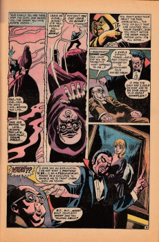 Extrait de Witching Hour (The) (DC comics - 1969) -4- The Witching Hour #4