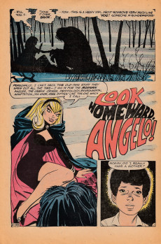 Extrait de Witching Hour (The) (DC comics - 1969) -7- The Witching Hour #7