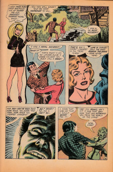 Extrait de Witching Hour (The) (DC comics - 1969) -9- The Witching Hour #9