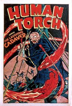 Extrait de Mystic comics Vol.2 (Timely comics - 1944) -2- Issue # 2