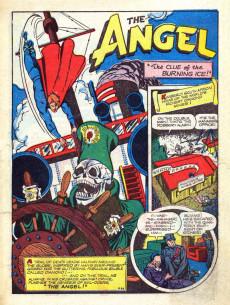 Extrait de Mystic comics Vol.2 (Timely comics - 1944) -3- Issue # 3