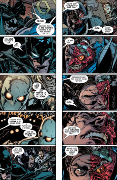 Extrait de Detective Comics (1937), Période Rebirth (2016) -1024- Fearful Symmetry