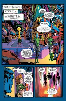 Extrait de The green Lantern - Season Two (DC Comics - 2019) -5- Wanted: Hyperman Dead or Alive!