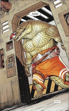 Extrait de Teenage Mutant Ninja Turtles - Les Tortues Ninja (HiComics) -11- Leatherhead