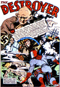Extrait de Mystic comics Vol.1 (Timely comics - 1940) -10- Issue # 10