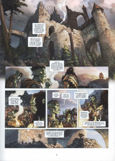 Extrait de Orcs & Gobelins -9- Silence
