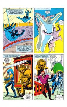 Extrait de West Coast Avengers (L'intégrale) -2- 1986