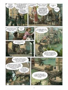 Extrait de Le voyage Extraordinaire -2a2018- Tome 2 - le trophée jules verne 2/3