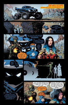 Extrait de Dark Nights: Death Metal (2020) -2- On a Highway to Hell