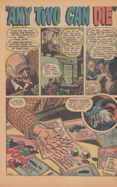 Extrait de The witching Hour (DC comics - 1969) -36- The Witching Hour #36