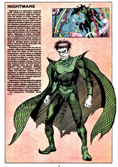 Extrait de Official handbook of the Marvel Universe Vol.1 (1983) -8- N-P: From Namorita To Pyro