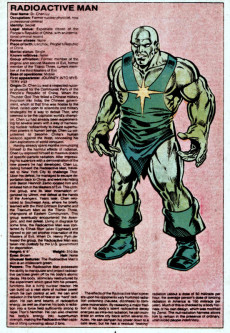 Extrait de Official handbook of the Marvel Universe Vol.1 (1983) -9- Q-S: From Quasar To She-Hulk