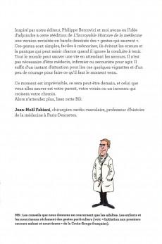 Extrait de L'incroyable Histoire de la médecine -HS- Les gestes qui sauvent
