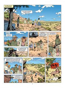 Extrait de Lefranc -31- La rançon