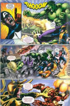 Extrait de Avengers (Presses aventure) -2- Le dernier rire de Loki