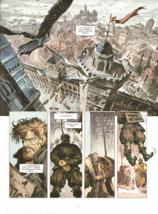 Extrait de Conan le Cimmérien -10- La maison aux trois bandits