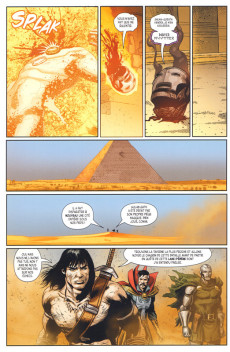 Extrait de Savage Avengers -2- Dîner avec Fatalis