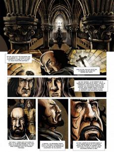 Extrait de Des Rois et des Croix -3- Livre III