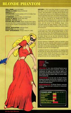 Extrait de Official Handbook of the Marvel Universe Vol.4 (Marvel comics - 2004) -8- Golden Age 2004