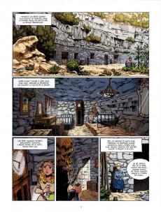 Extrait de Manon des sources -1- Première partie
