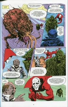 Extrait de Swamp Thing (Alan Moore présente) -3- Volume 3