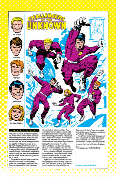 Extrait de DC Universe (Who's Who: The Definitive Directory of the) -4- Issue # 4