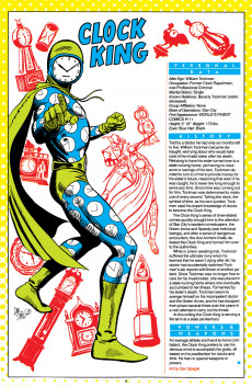 Extrait de DC Universe (Who's Who: The Definitive Directory of the) -5- Issue # 5