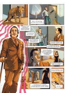 Extrait de France en bandes dessinées