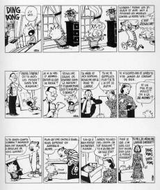 Extrait de Calvin et Hobbes -3- On est fait comme des rats !