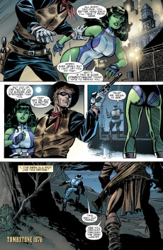 Extrait de Marvel Westerns (Marvel comics - 2006) - Marvel Westerns : Two-Gun Kid