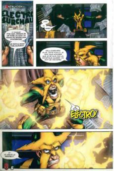 Extrait de Spider-Man - Les aventures (Presses Aventure) -2- Heure de pointe