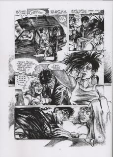 Extrait de Les grands Classiques de la Bande Dessinée érotique - La Collection -110114- Lou taxi de nuit - tome 1