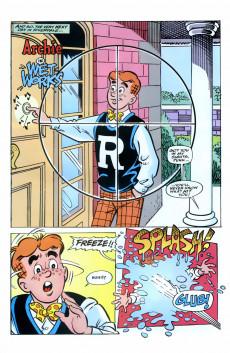 Extrait de Punisher Meets Archie (The) (Archie & Marvel Comics - 1994) - The Punisher meets Archie