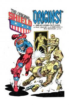 Extrait de Original Shield (The) (Archie comics - 1984) -1- Issue # 1