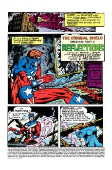 Extrait de Original Shield (The) (Archie comics - 1984) -3- Prey!