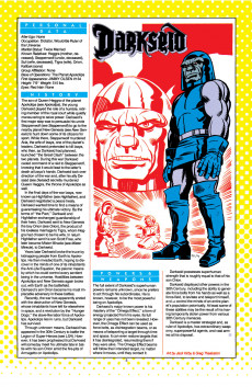 Extrait de DC Universe (Who's Who: The Definitive Directory of the) -6- Issue # 6