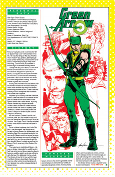 Extrait de DC Universe (Who's Who: The Definitive Directory of the) -9- Issue # 9