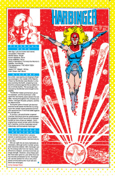 Extrait de DC Universe (Who's Who: The Definitive Directory of the) -10- Issue # 10