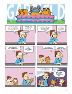 Extrait de Garfield -70- Leur met la pâtée