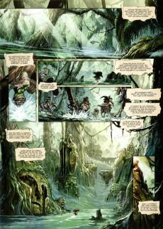 Extrait de Orcs & Gobelins -10- Dunnrak