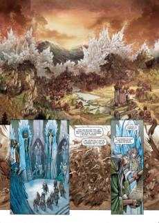 Extrait de Elfes -28- Au Royaume des aveugles