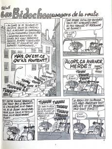 Extrait de Les bidochon -10a1990- Les Bidochons usagers de la route