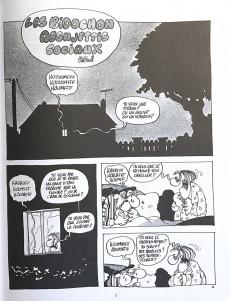 Extrait de Les bidochon -7b2000- Les Bidochons assujettis sociaux