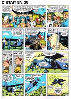 Extrait de Buck Danny -HS2- Histoires courtes - 1968 -2020