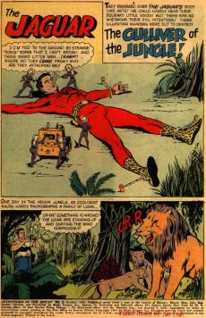 Extrait de Adventures of the Jaguar (Archie comics - 1961) -2- Issue # 2