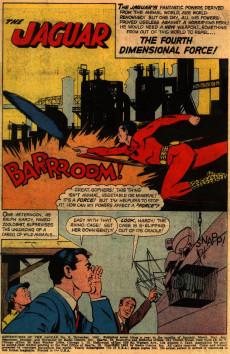 Extrait de Adventures of the Jaguar (Archie comics - 1961) -3- Issue # 3