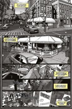 Extrait de Deadpool (Marvel Dark) -INT- La nuit des morts-vivants