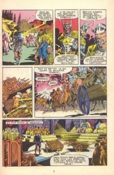 Extrait de Conan (Super Spécial) (Mon journal) -4- Ambre et tyrannie