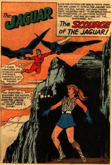 Extrait de Adventures of the Jaguar (Archie comics - 1961) -6- Cat Girl's Rival